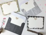 The Art of A Thank You with Cricut
